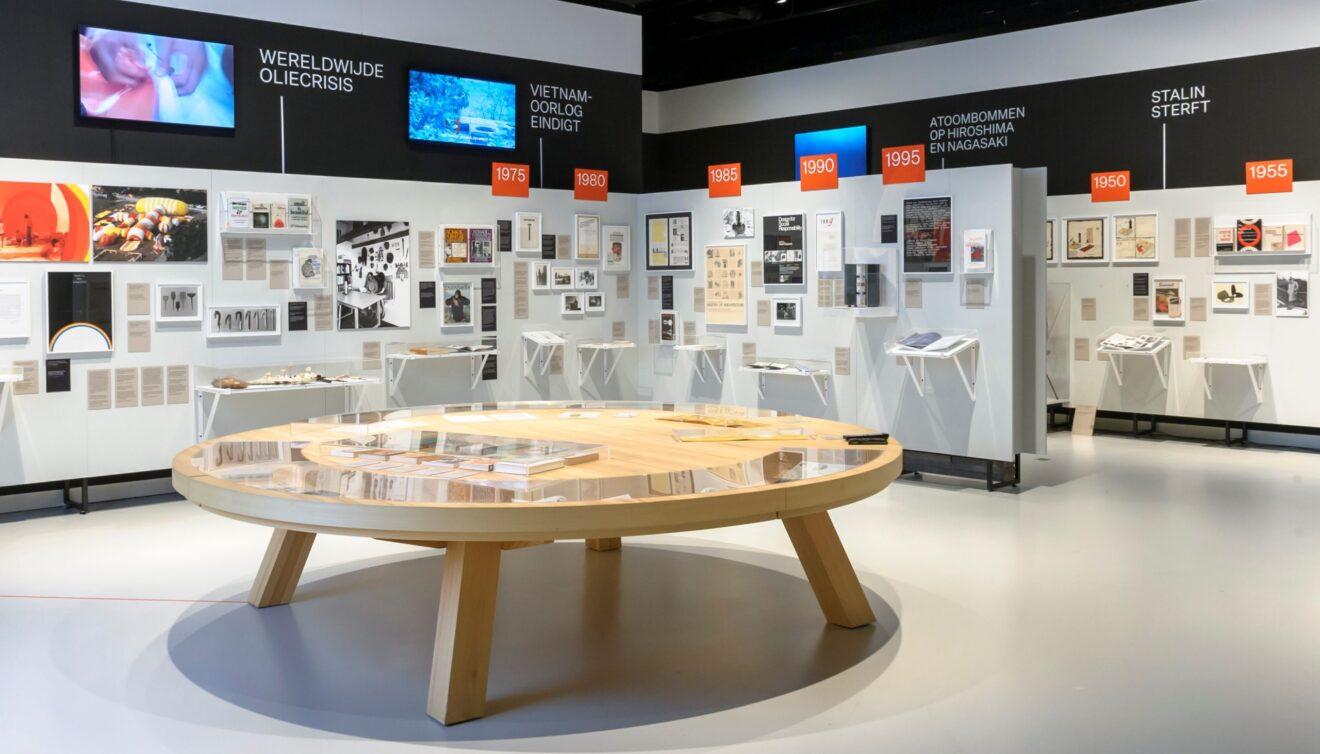 Tentoonstelling Victor Papanek: The Politics of Design / foto Ben Nienhuis