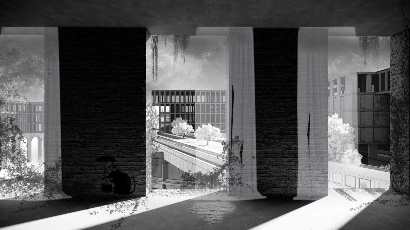 Terminus - Mick Dubois rendering
