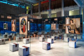 Art on Display 1949-69, Het Nieuwe Instituut / Lina Bo Bardi MASP, São Paulo 1969