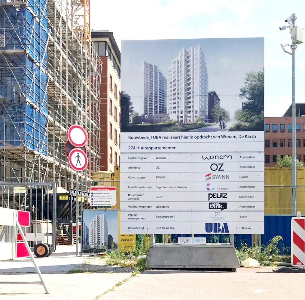 KARSP, Amsterdam Amstel 3 - OZ