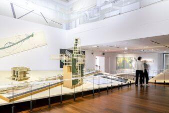 FUTURE PLANS, LUC DELEU & T.O.P. office 1970-2020 / Vlaams Architectuurinstituut en deSingel 2021 / © Olmo Peeters