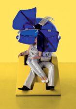 Mind Expander Chair, Haus-Rucker-Co / foto © mumok Museum moderner Kunst Stiftung Ludwig Wien