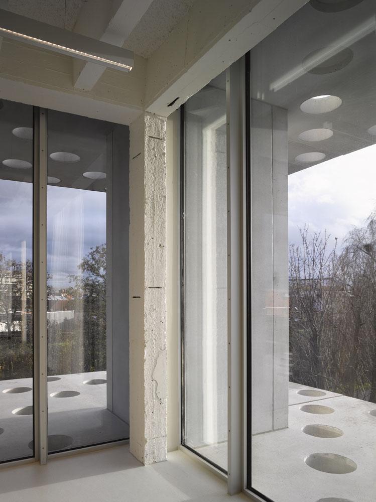 Kantoorgebouw Office Building / OFFICE Kersten Geers David Van Severen