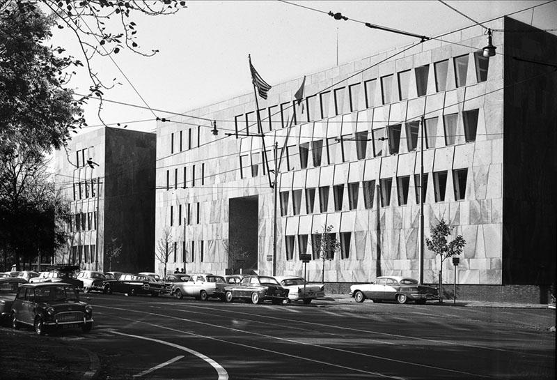 het gebouw zoals het was bedoeld